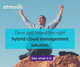 cloud management software ormuco
