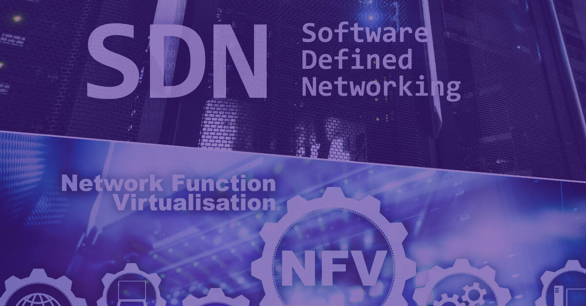 In Network Virtualization, How Do SDN and NFV Differ?