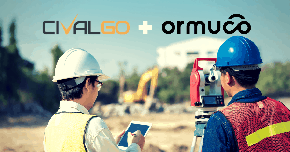 Ormuco and Civalgo Team Up to Offer Edge Computing Solutions for the Construction Industry